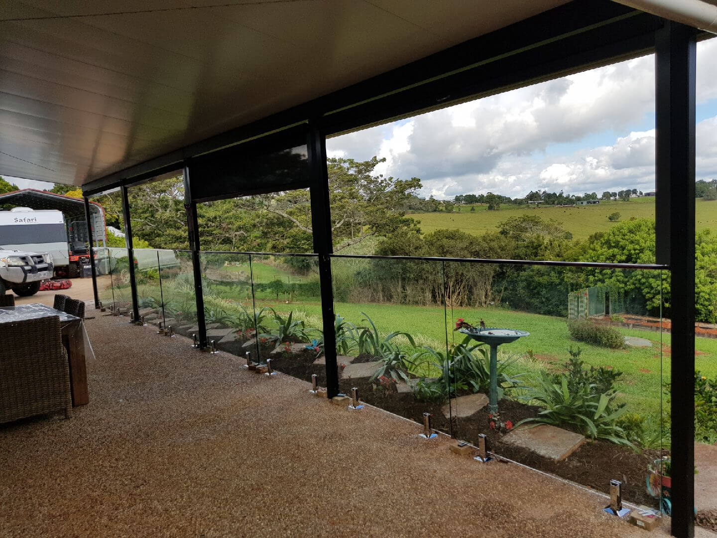Glass Balustrade Port Douglas