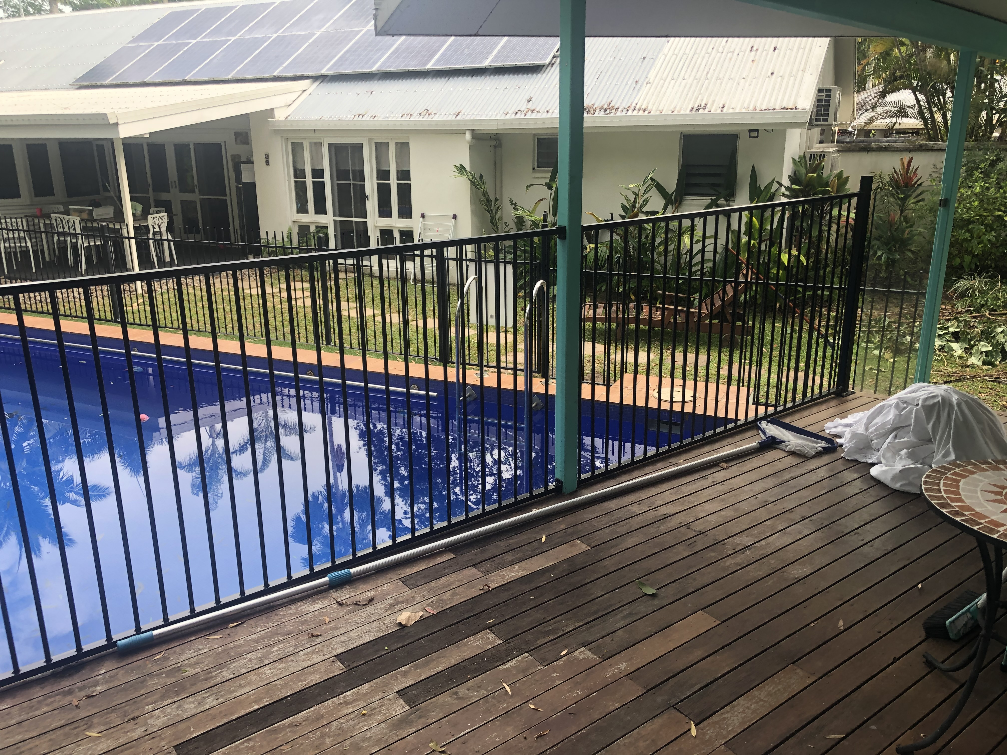 Aluminium Pool Fencing, Supply and Install, Cairns and Port Douglas