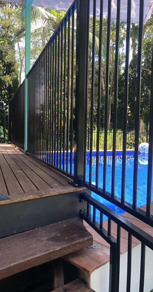 Aluminium Fencing | Do you only supply glass?