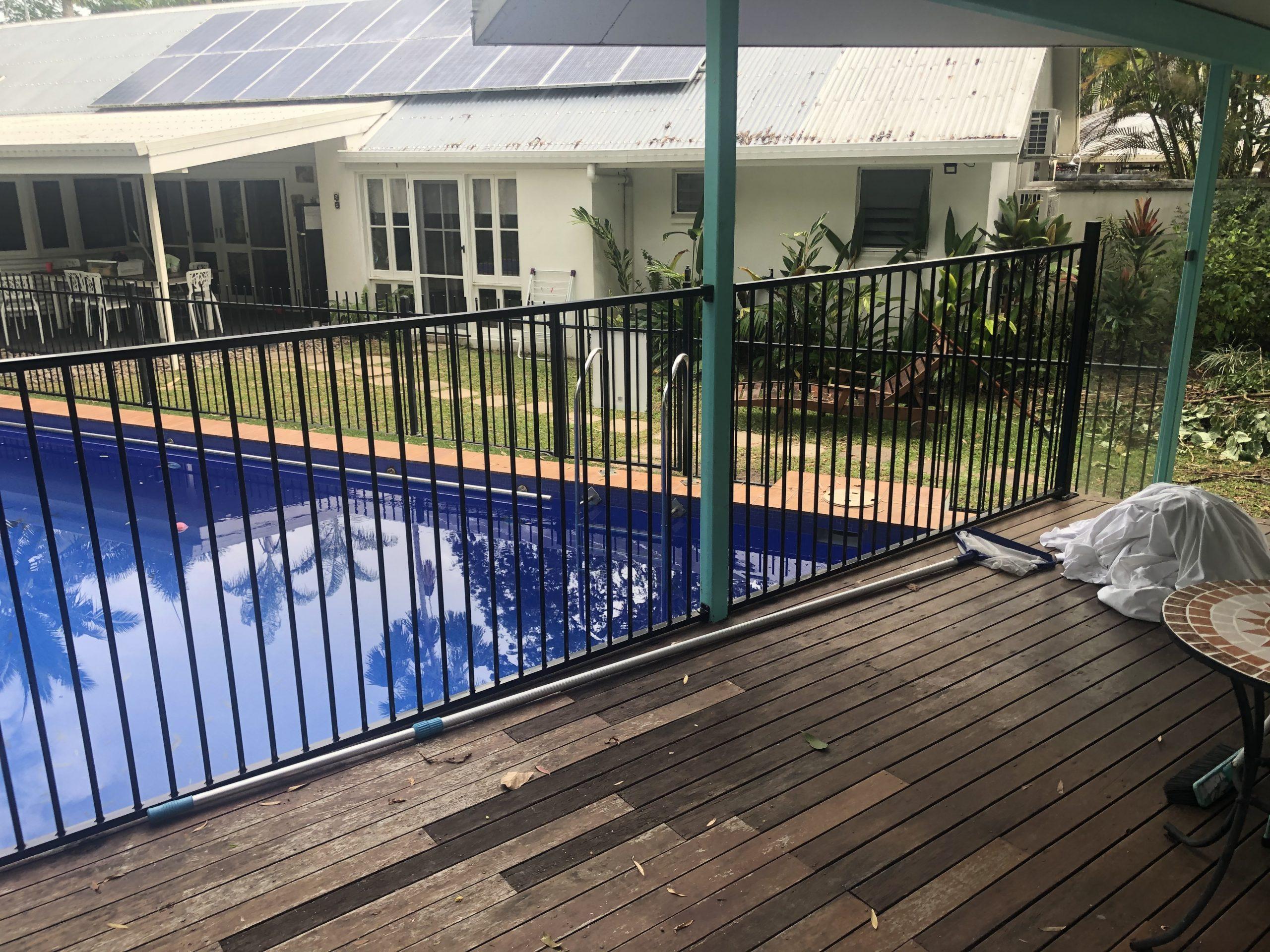 Aluminium Pool Fencing, Cairns